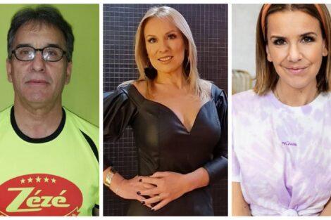Zeze Camarinha, Teresa, A Pipoca Mais Doce, Big Brother