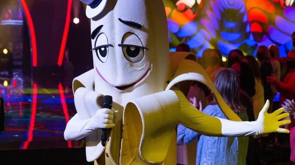 A Mascara Banana Caiu Palco