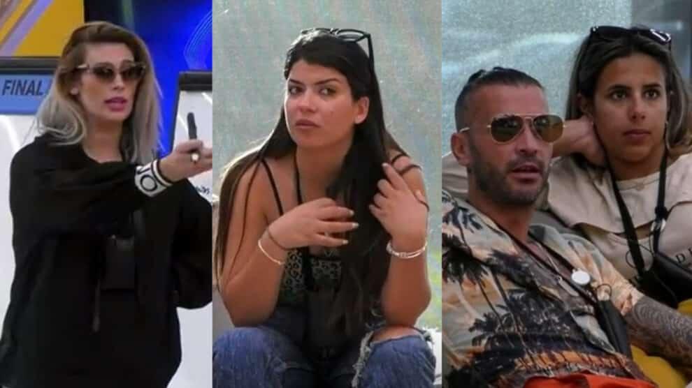 Big Brother, Bernardina, Sofia, Bruno Savate, Joana