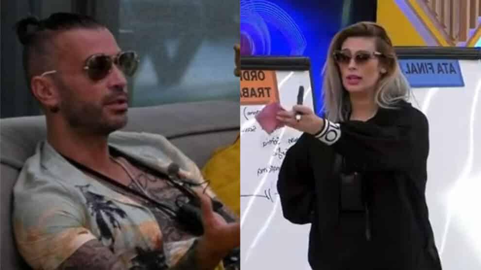 Big Brother, Bruno Savate, Bernardina
