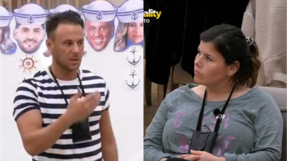 Big Brother, Cláudio, Noélia