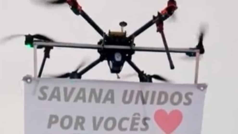 Big Brother, Drones