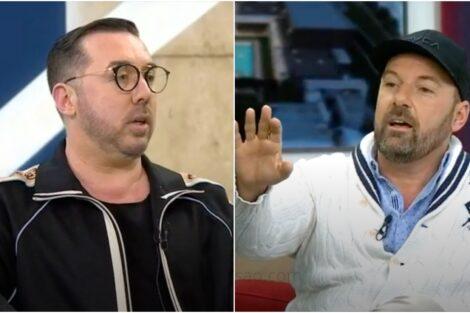 Big Brother Flavio Furtado Pedro Fonseca