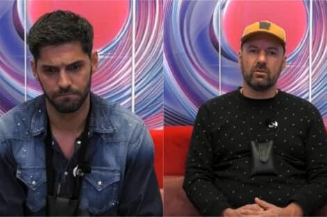 Big Brother, Gonçalo Quinaz, Pedro Fonseca