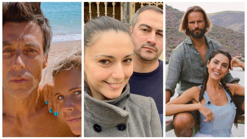 Big Brother, Nando Filipa Celia Telmo Pedro Guedes E Kelly Baron