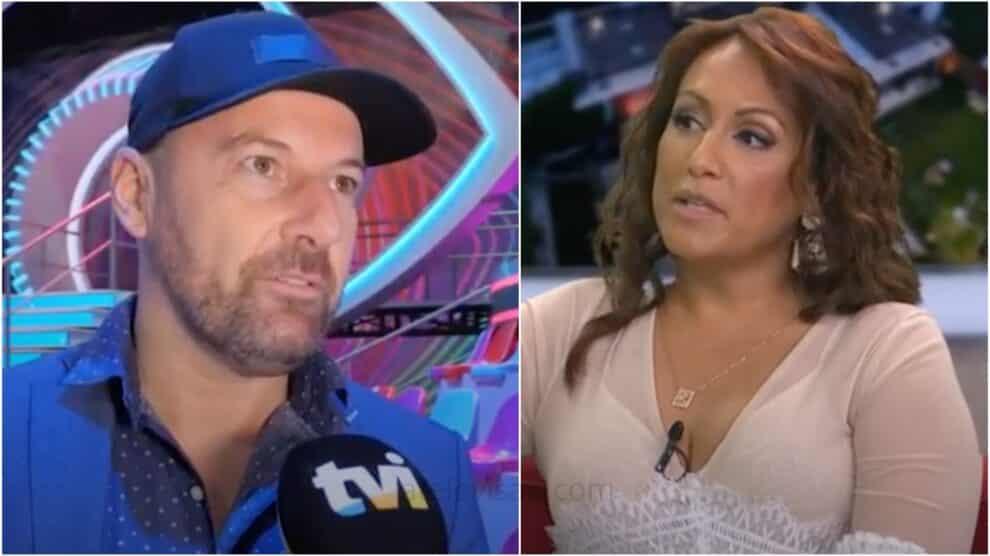 Big Brother Pedro Fonseca Susana Dias Ramos