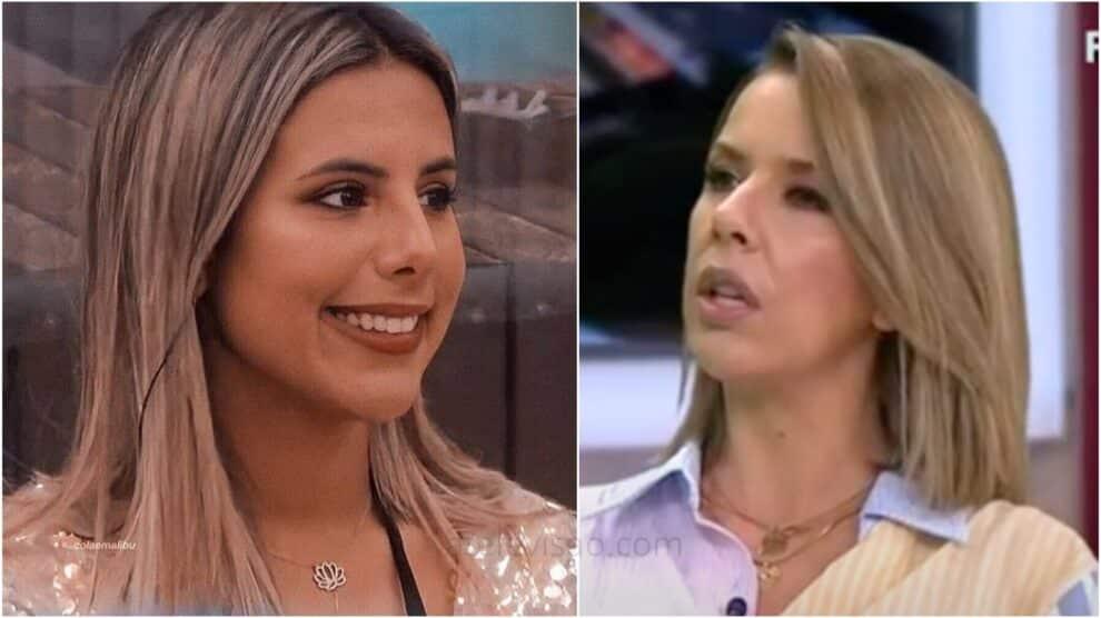 Big Brother Pipoca Mais Doce Arrasa Joana