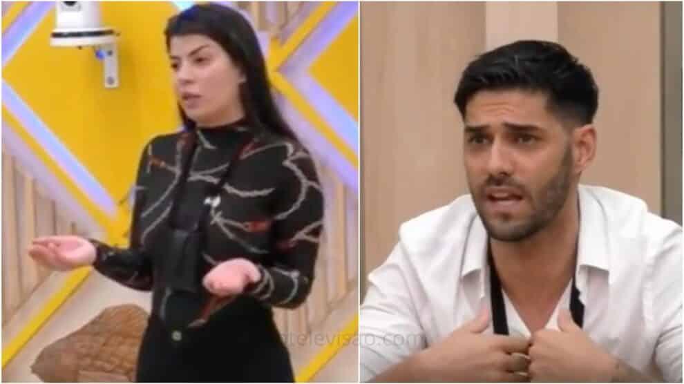 Big Brother Sofia Sousa Goncalo Quinaz