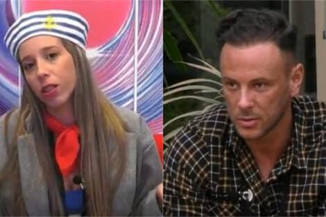 Big Brother, Sónia, Cláudio