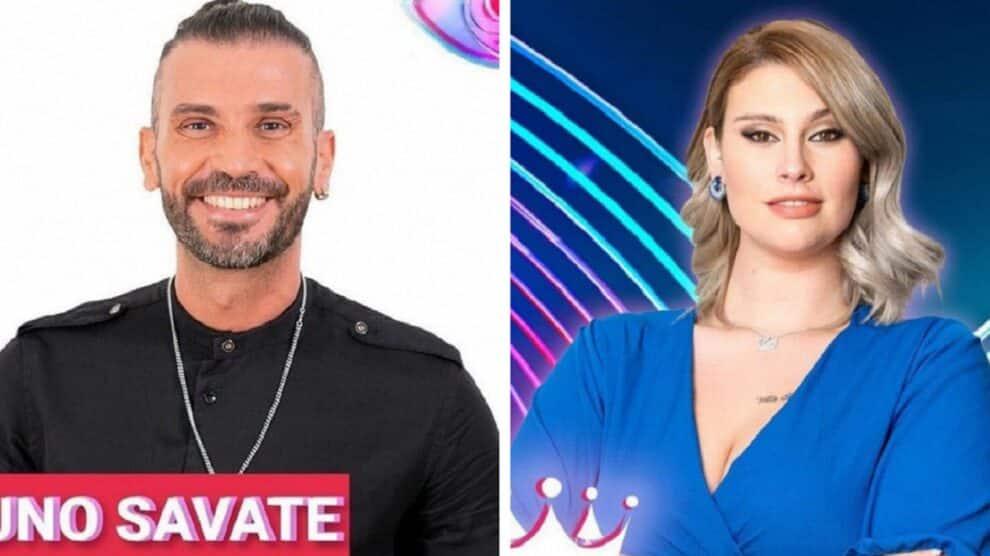Bruno Savate Bernardina Big Brother Tvi