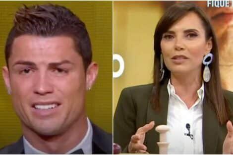 Cristiano Ronaldo Iva Domingues
