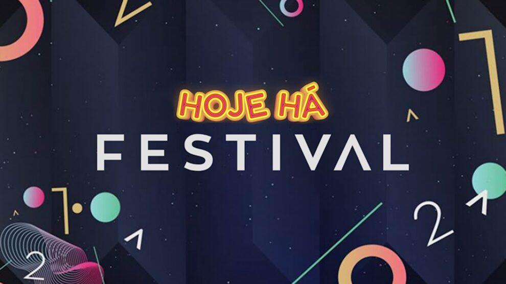 Hoje Ha Festival Da Cancao