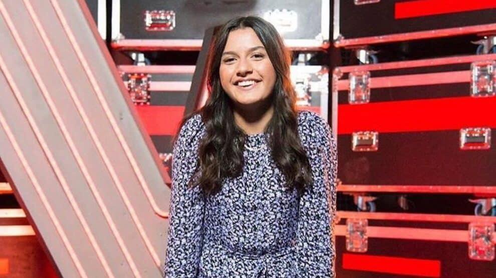 Leonor Arroja The Voice Kids Ana Isabel Arroja