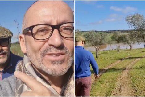 Manuel Luis Goucha Visita Guiada Herdade Monforte