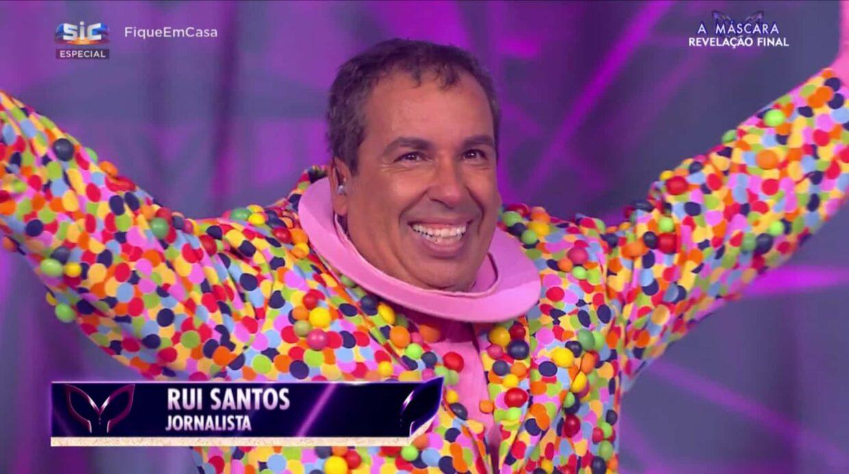 Rui Santos Gelado A Mascara Sic