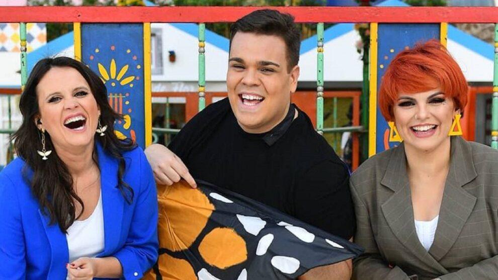 Ana Arrebentinha, Zé Lopes E Fanny Rodrigues, Somos Portugal