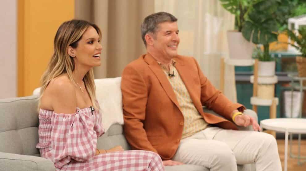 Casa Feliz, Diana Chaves, João Baião