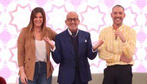 Dois Às 10, Manuel Luís Goucha, Maria Botelho Moniz, Cláudio Ramos