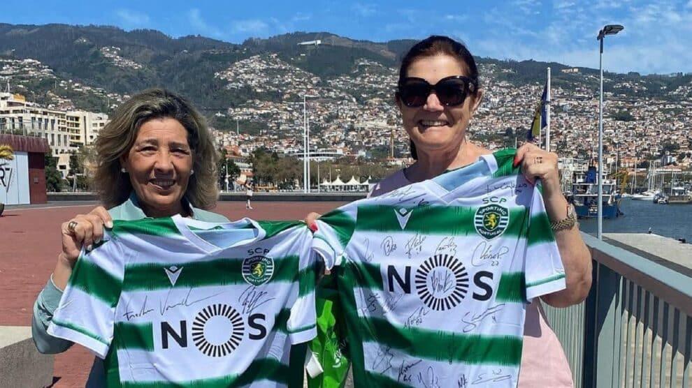 Dolores Aveiro, Sporting Cp