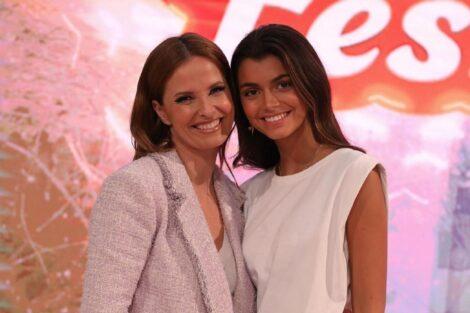 Francisca Cerqueira Gomes, Filha De Maria Cerqueira Gomes, Festa É Festa, Tvi, Cristina Ferreira