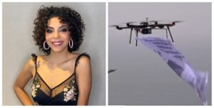 Jessica Fernandes Drone Big Brother
