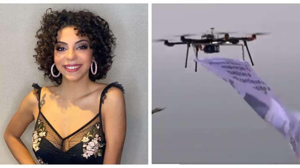 Jessica Fernandes Drone Big Brother