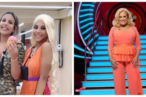 Joana Jessica Teresa Guilherme Big Brother