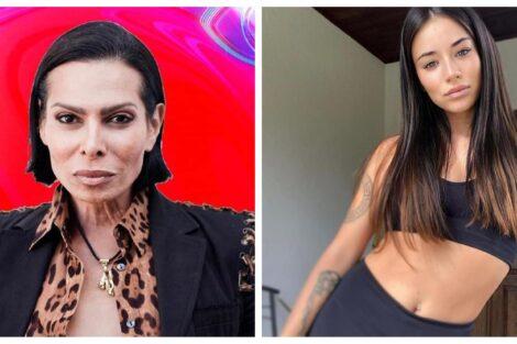 Jose Castelo Branco Jessica Nogueira