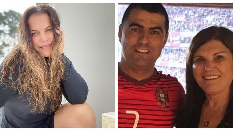 Katia Aveiro Familia