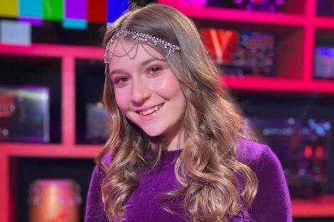 Madalena Castro Fernandes, The Voice Kids