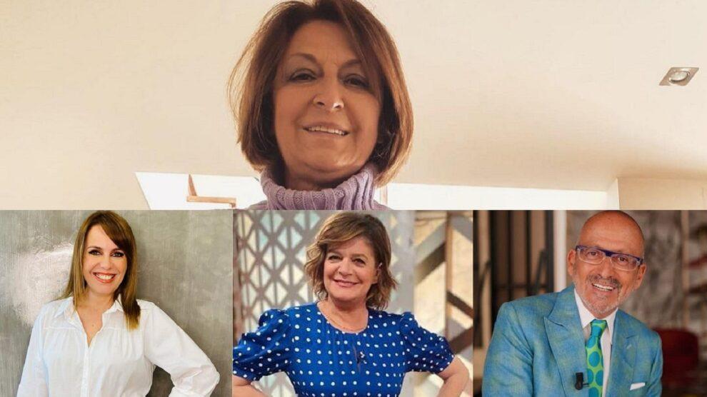 Maya, Tânia Ribas De Oliveira, Júlia Pinheiro, Manuel Luís Goucha