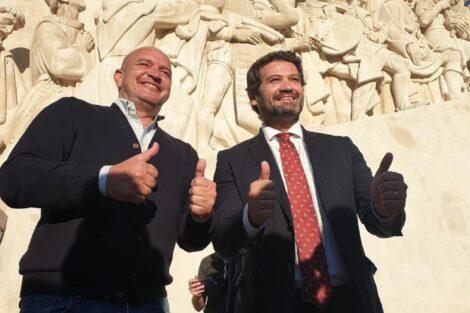 Nuno Graciano, André Ventura, Partido Chega