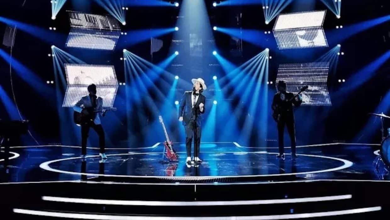 The Black Mamba Festival Da Cancao 2021 Final, Eurovisão