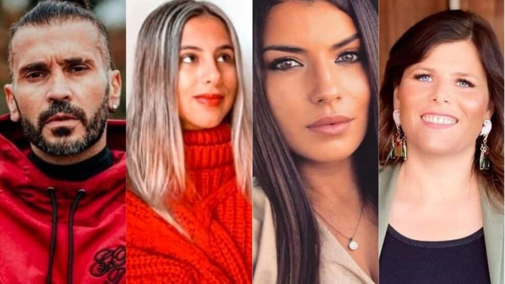 Big Brother, Bruno Savate, Joana, Sofia Sousa, Noélia