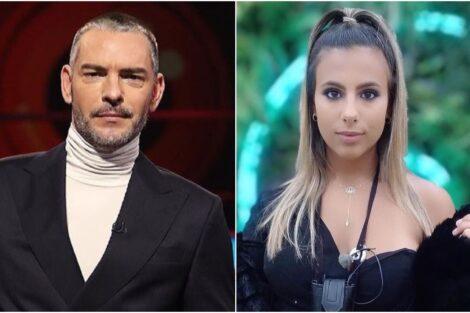 Big Brother Claudio Ramos Joana