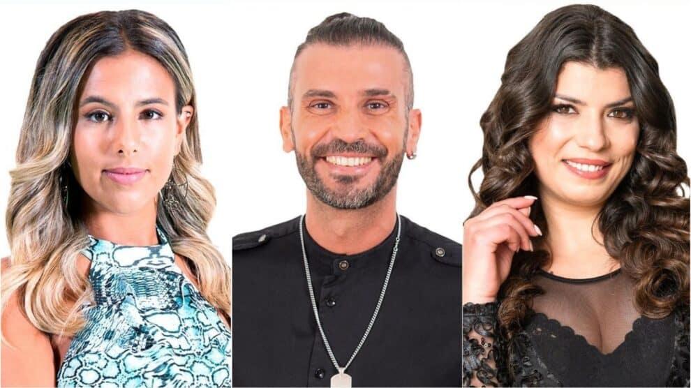 Big Brother Duplo Impacto Finalistas Joana Bruno Sofia