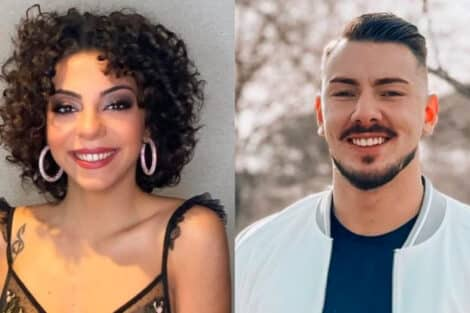 Big Brother, Jéssica Fernandes, Renato Ribeiro
