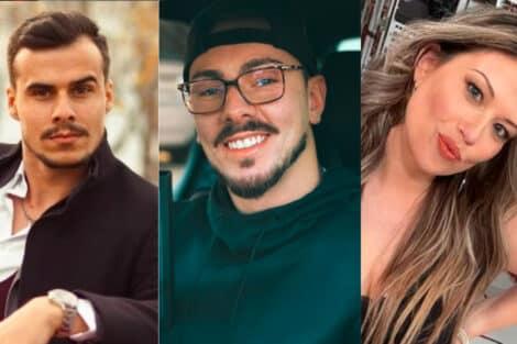 Big Brother, Pedro Alves, Renato, Cátia Palhinha