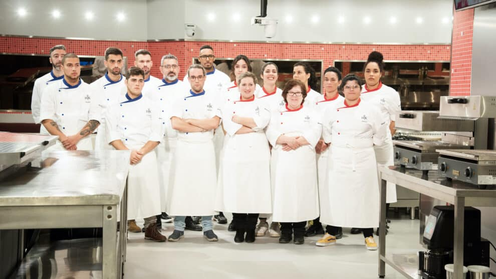 Hell'S Kitchen Concorrentes