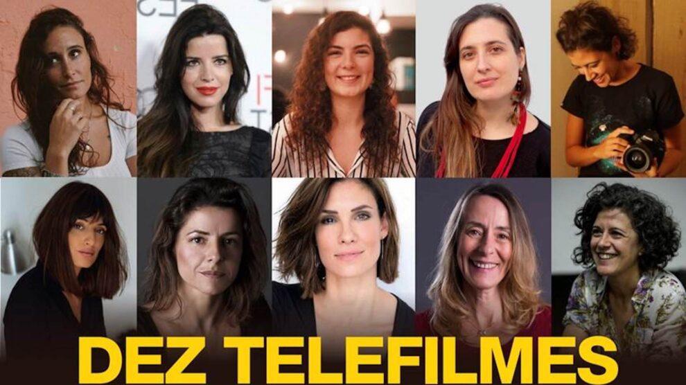 Contado Por Mulheres 10 Telefilmes Rtp1