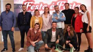 Cristina Ferreira Elenco Festa É Festa Tvi