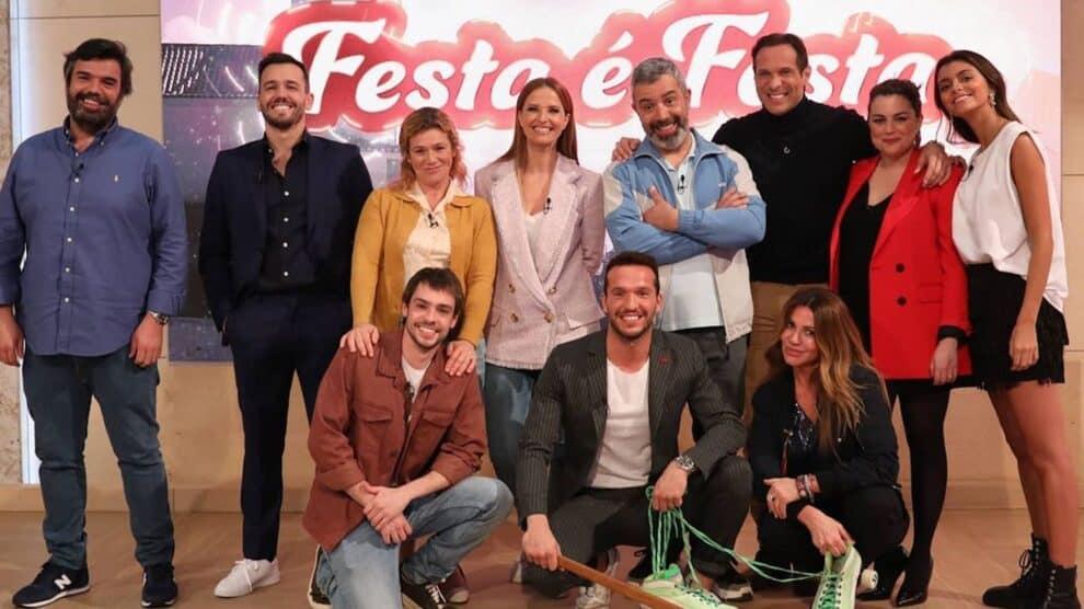Cristina Ferreira, Festa É Festa, Tvi, Programação
