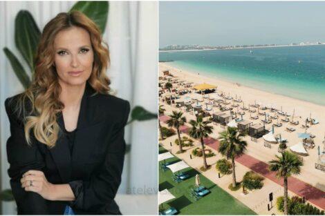 Cristina Ferreira, Hotel De Luxo Dubai