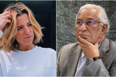 Inês Herédia E António Costa