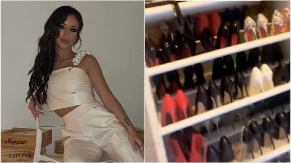 Jéssica Nogueira, Closet