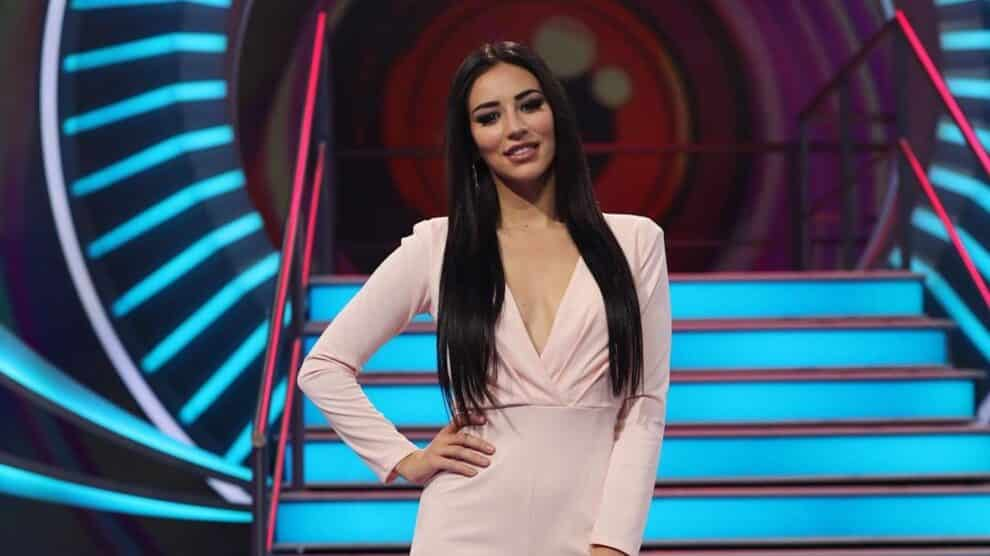 Jessica Nogueira Expulsa Big Brother