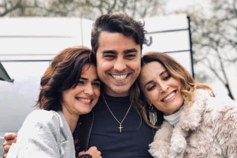 Joana Santos, Ricardo Pereira, Maria João Bastos Amor Amor Sic