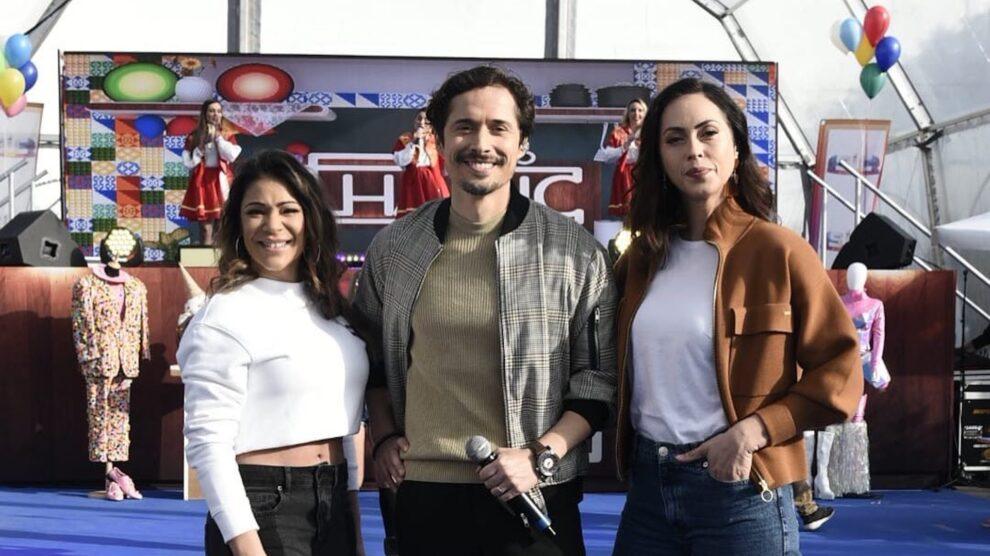 João Paulo Sousa, Raquel Tavares, Débora Monteiro