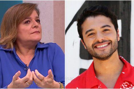 Júlia Pinheiro, Rui Maria Pêgo