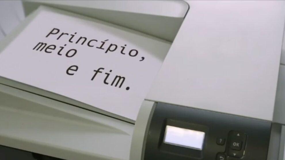 Princípio Meio E Fim, Bruno Nogueira